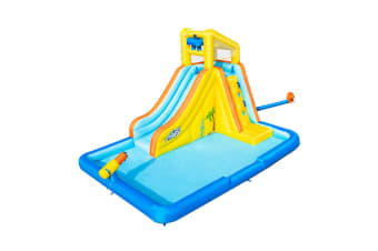 Bestway Inflatable Water Slide Mountain Water Park Jumping Castle