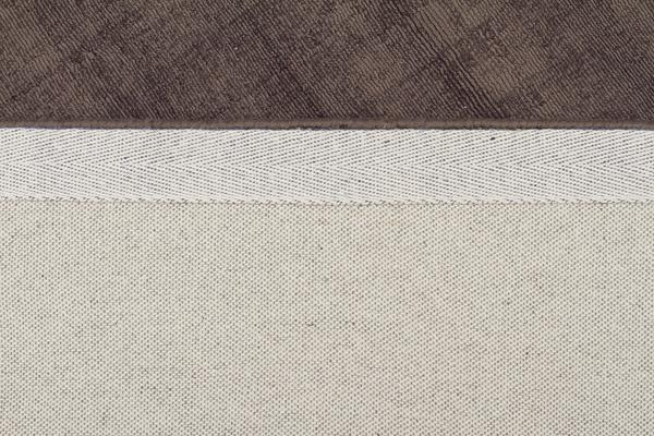 Luxe Modern Distressed Rug Chocolate 280x190cm