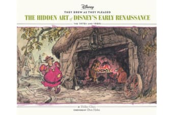 They Drew as They Pleased Vol 5 - The Hidden Art of Disney's Early RenaissanceThe 1970s and 1980s