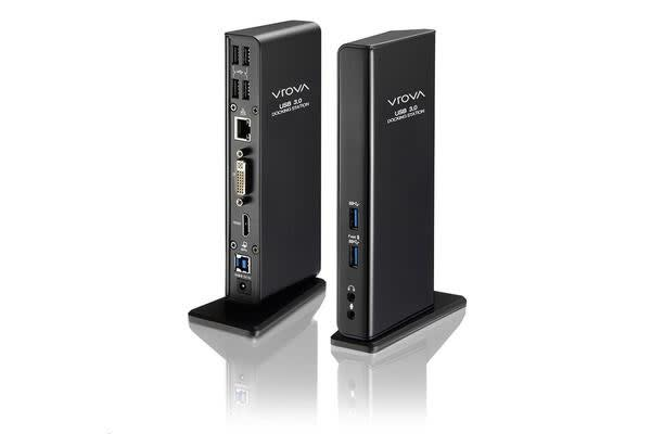 Alogic Vrova Docking Station USB 3.0