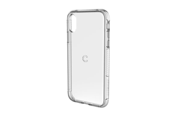 sports shoes 81595 c0877 Cygnett Orbit Premium Protective Case for iPhone XR - Crystal (CY2604CPORB)