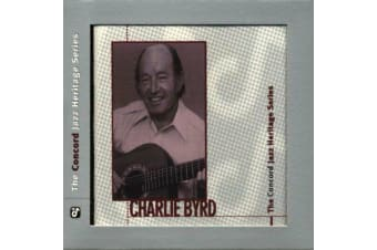 The Concord Jazz Heritage Series by Charlie Byrd MUSIC CD NEW SEALED