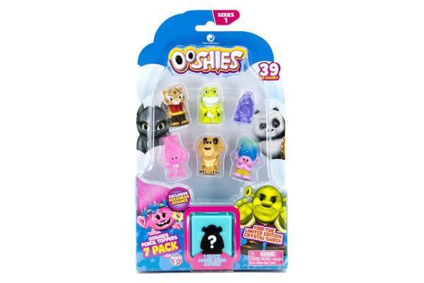 OoShies Dreamworks 7 Pack S1 (Assorted)