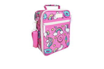 Sachi Style 225 Insulated Lunch Bag Unicorns