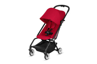 Cybex Eezy S Stroller [Colour: Rebel Red]