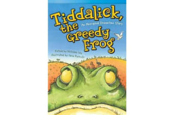 Tiddalick, the Greedy Frog - an Aboriginal Dreamtime Story