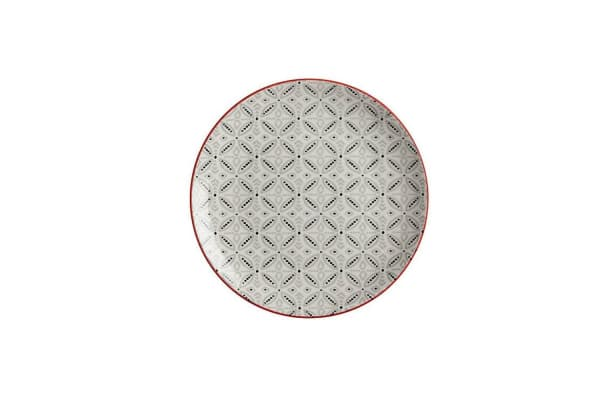 Surprising Maxwell Williams Boho Batik 27Cm Round Dinner Plate Tableware Dinnerware Grey Download Free Architecture Designs Lukepmadebymaigaardcom