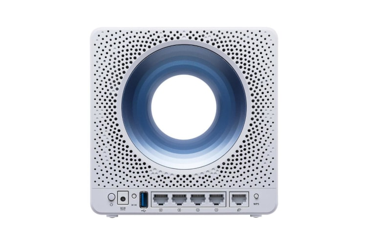 ASUS Blue Cave wireless router Dual-band (2.4 GHz / 5 GHz) Gigabit Ethernet