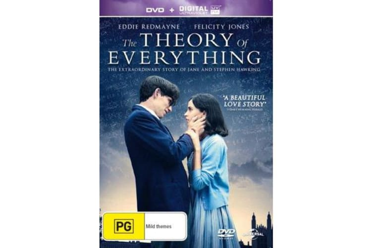 The Theory of Everything (DVD/UV)