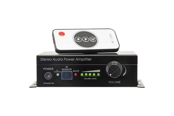 Pro2 Stereo Audio Power Amplifier