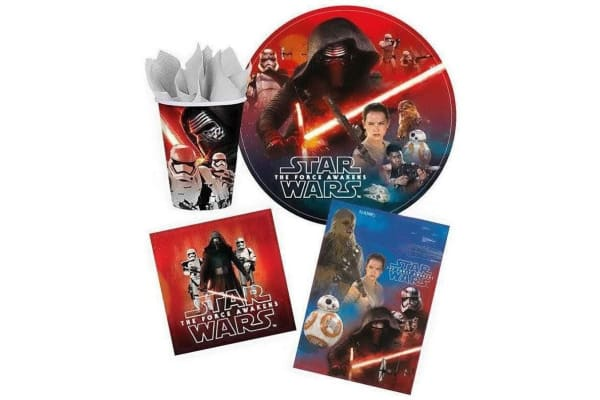 Star Wars Episode 7 Party Pack - 40 Pieces