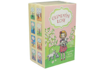 Clementine Rose 8 Book Set