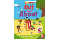 Big Stickers for Tiny Hands: Out and About - With scenes, activities and a giant fold-out picture