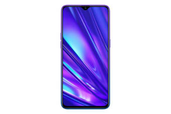 realme 5 Pro (Dual Sim 4G, 48MP Quad Camera) - Sparkling Blue