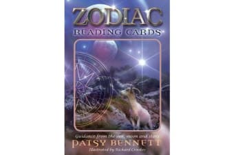 Zodiac Reading Cards - Guidance from the Sun, Moon and Stars