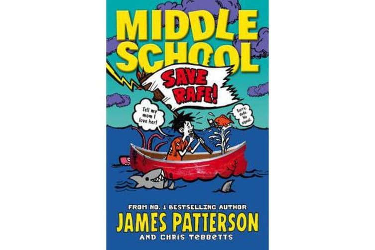 Middle School: Save Rafe! - (Middle School 6)