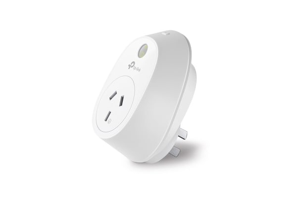 TP-Link Wi-Fi Smart Plug with Energy Monitoring & 2.4G 802.11bgn (TL-HS110)