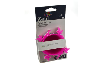 Zeal Silicone Fairy Muffin Moulds - Set Of 4