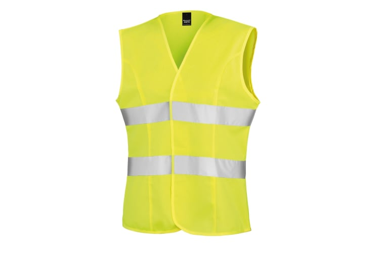 Result Womens/Ladies Reflective Safety Tabard (Fluorescent Yellow) (XS)