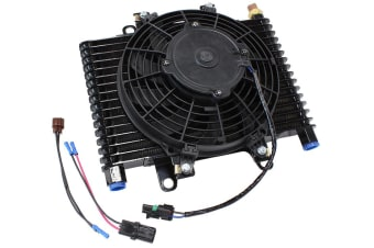 Competition Oil & Transmission Cooler