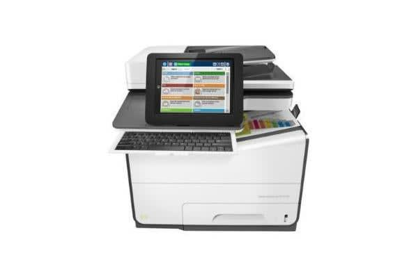 HP PAGEWIDE ENT CLR FLOW MFP 586Z PRNTR