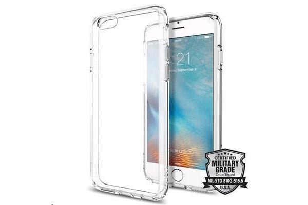 "Spigen iPhone 6s/6(4.7"") Ultra Hybrid Case-Crystal Clear"