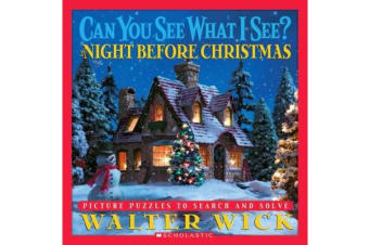 The Night Before Christmas - Picture Puzzles to Search and Solve