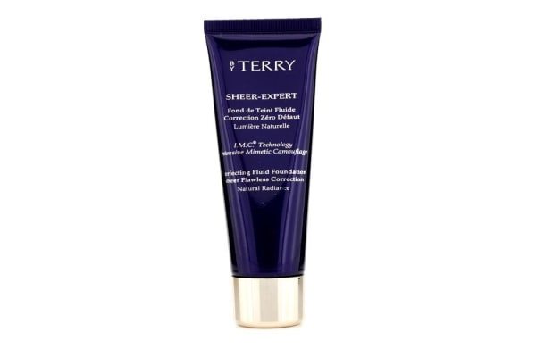 By Terry Sheer Expert Perfecting Fluid Foundation - # 7 Vanilla Beige (35ml/1.17oz)