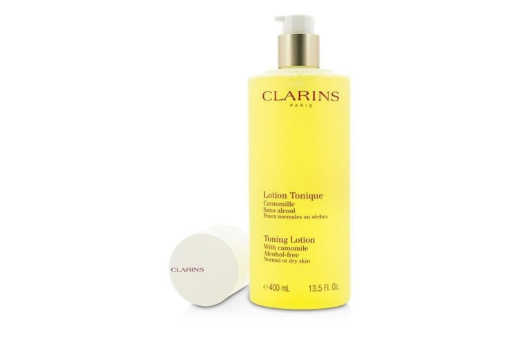 Clarins Toning Lotion with Camomile - Normal or Dry Skin 400ml