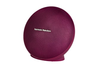 Harman Kardon Onyx Mini Bluetooth Speaker (Maroon/Red)