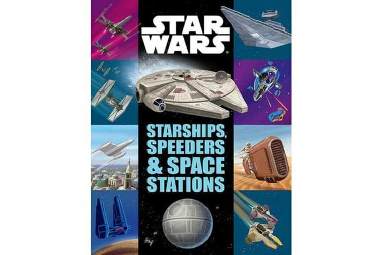 Starships, Speeders and Space Stations