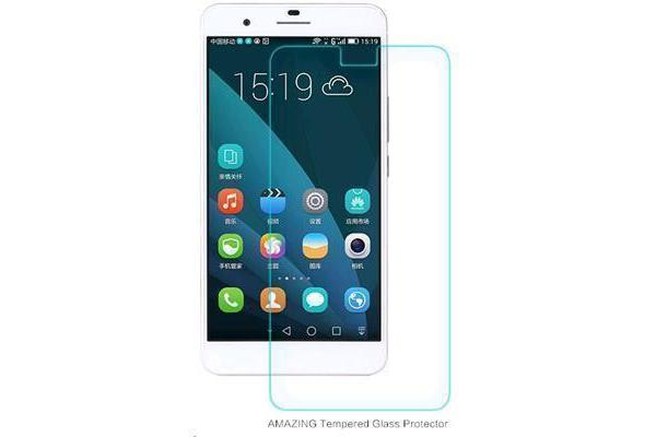 HUAWEI Honor6 Plus Glass Screen Protector-- High Transmittance
