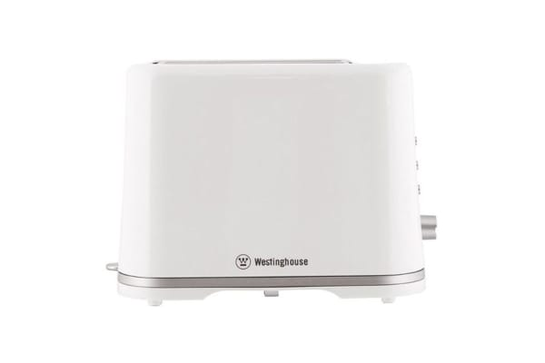 Westinghouse 2 Slice Toaster - White