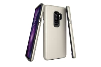 For Samsung Galaxy S9+ PLUS Case  Gold Armor Shockproof Protective Phone Cover