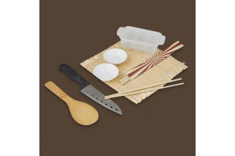 Sushi Making Kit 8pc | Everything You Need To Make Sushi @ Home!