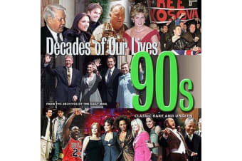 1990's : Decades - Classic Rare and Unseen