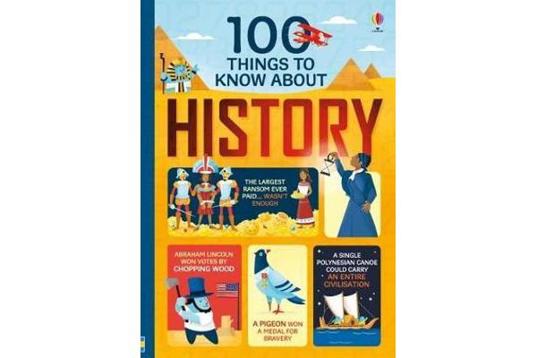 Image of 100 things to know about History