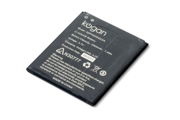 Spare Battery for Kogan Agora HD/HD+ Smartphones
