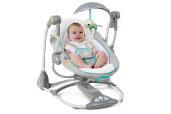 Ingenuity ConvertMe 2 in 1 Baby Swing to Seat