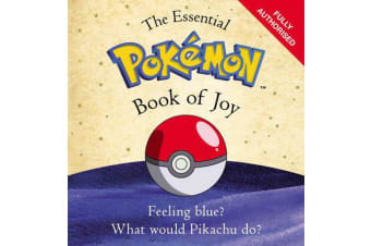 The Essential Pokemon Book of Joy - Official