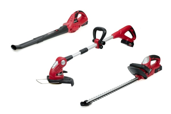 Certa 3 Piece 18V Lithium Ion Cordless Garden Tool Set