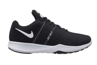 Nike Women's City Trainer 2 (Black/White, Size 8 US)