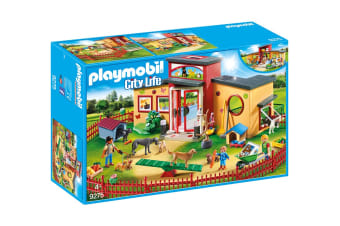 Playmobil City Life Tiny Paws Pet Hotel