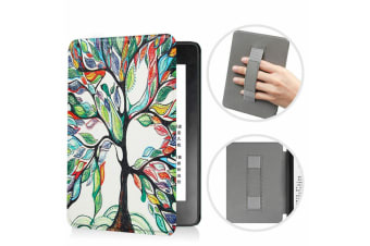 Leather Case Ultra Slim Magnetic Cover For Amazon All-new Kindle 10th Gen 2019-NO9 Pattern
