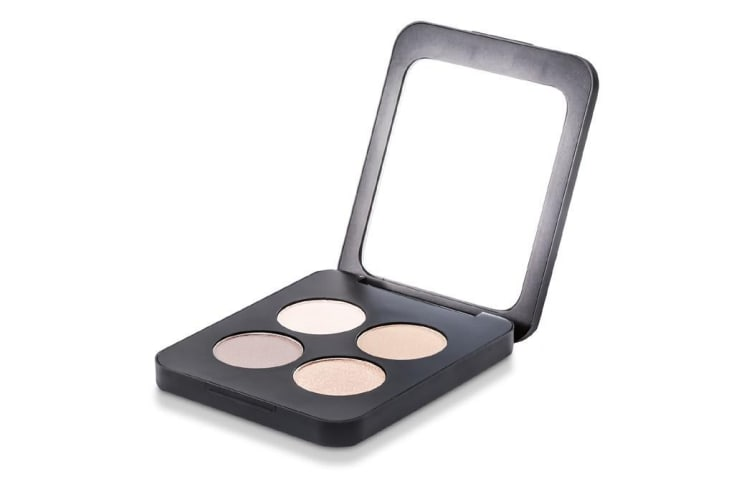 Youngblood Pressed Mineral Eyeshadow Quad - Timeless 4g