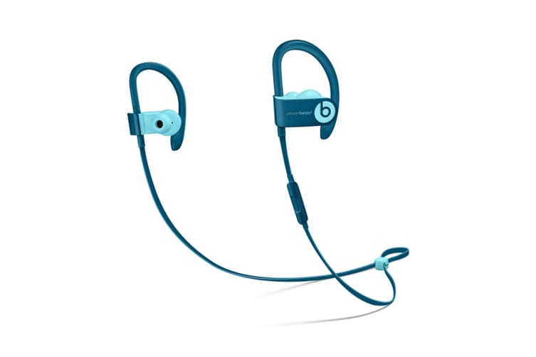Beats Powerbeats3 Wireless Earphones Pop Collection (Pop Blue)