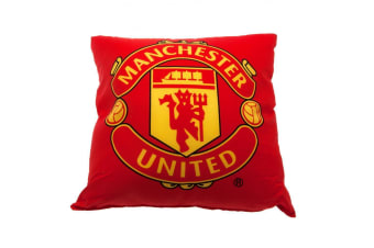 Manchester United FC Cushion (Red)