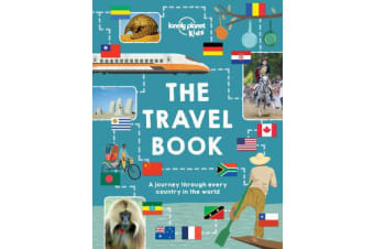 The Travel Book - A journey through every country in the world