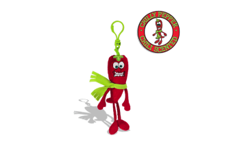 Whiffer Sniffers - Chilly Pepper Backpack Clip