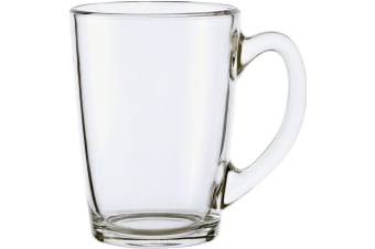 Luminarc Morning Glass Coffee Mug (Clear) (One Size)